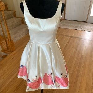 2/$300 Sherri Hill Ballerina Cocktail Size 6